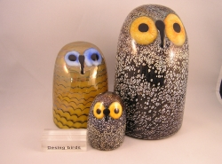 Owl family | Chlas Atelier