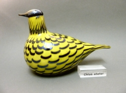 Snow grouse yellow | Chlas Atelier